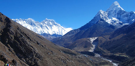 Mount Everest Trekking in Nepal