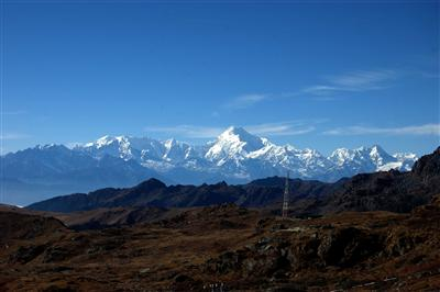 Kanachajungha base camp Trekking Nepal